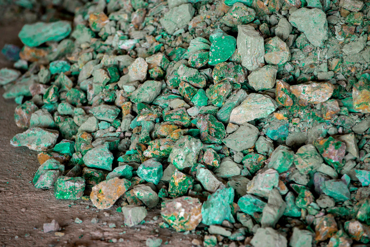 Cheap 100% Pure Copper Ore Concentrate For Sale For And Export