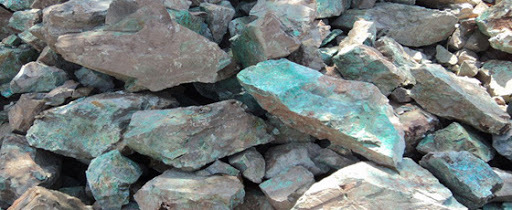 Copper Ore And Copper Concentrate