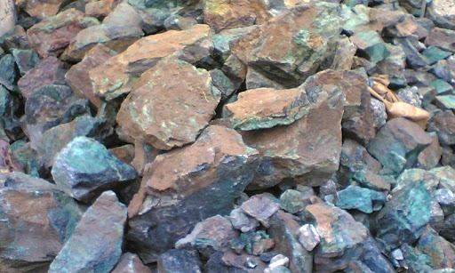 Wholesale Natural High Quality Cheap Price Copper Ore Importers For Sale