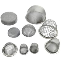 Alloy casting wire mesh filter