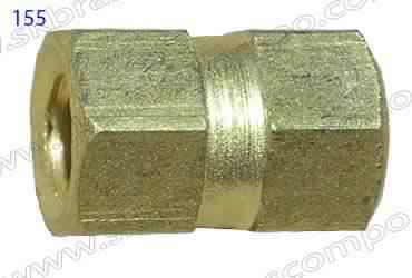 Custom Brass Nuts