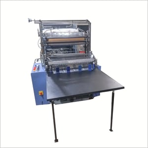 Industrial Plastic Bag Sealing And Cutting Machine