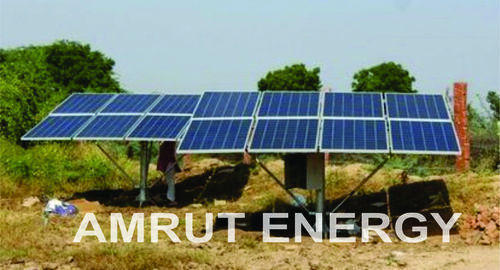 Amrut 7.5 HP Solar Pump