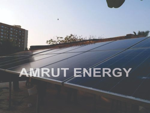 Amrut 20 HP Solar Submersible Pump