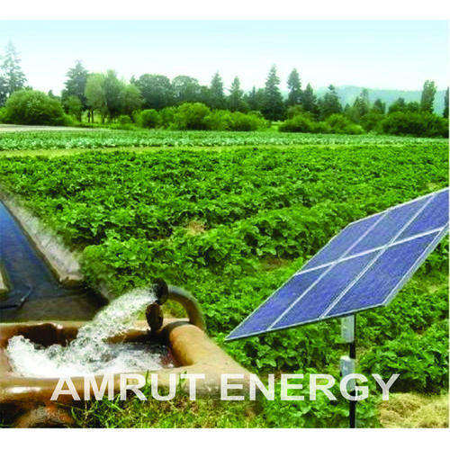 Amrut 20 HP Solar Submersible Pump