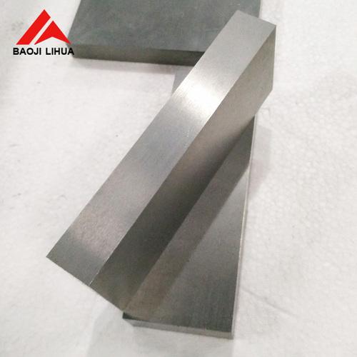 99.96% Pure titaniuim GR1 block ASTM B381 for industry