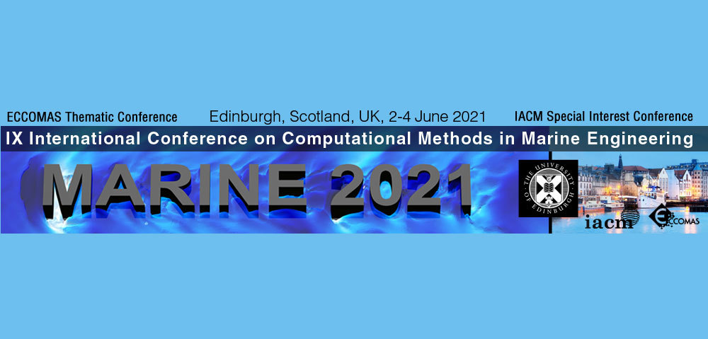The 9th Conference On Computational Methods In Marine Engineering (Marine 2021)