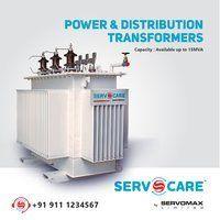 15 MVA Power & Distribution Transformers