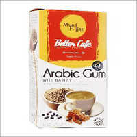 Premix Coffee with Arabic Gum and Barley
