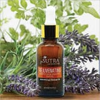 Aromatherapy Massage Oil - Rejuvenating