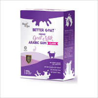 Premix Goat Milk with Arabic Gum