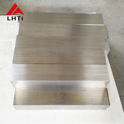 99.96% Pure titaniuim GR2 block ASTM B381 for industry