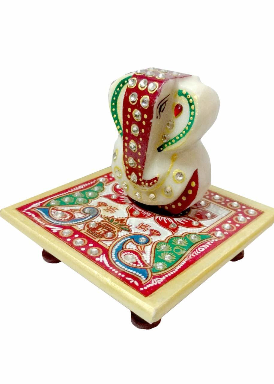 Ganesh Printed Chowki