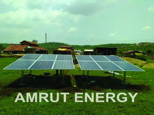 Amrut Solar AC Water Pump
