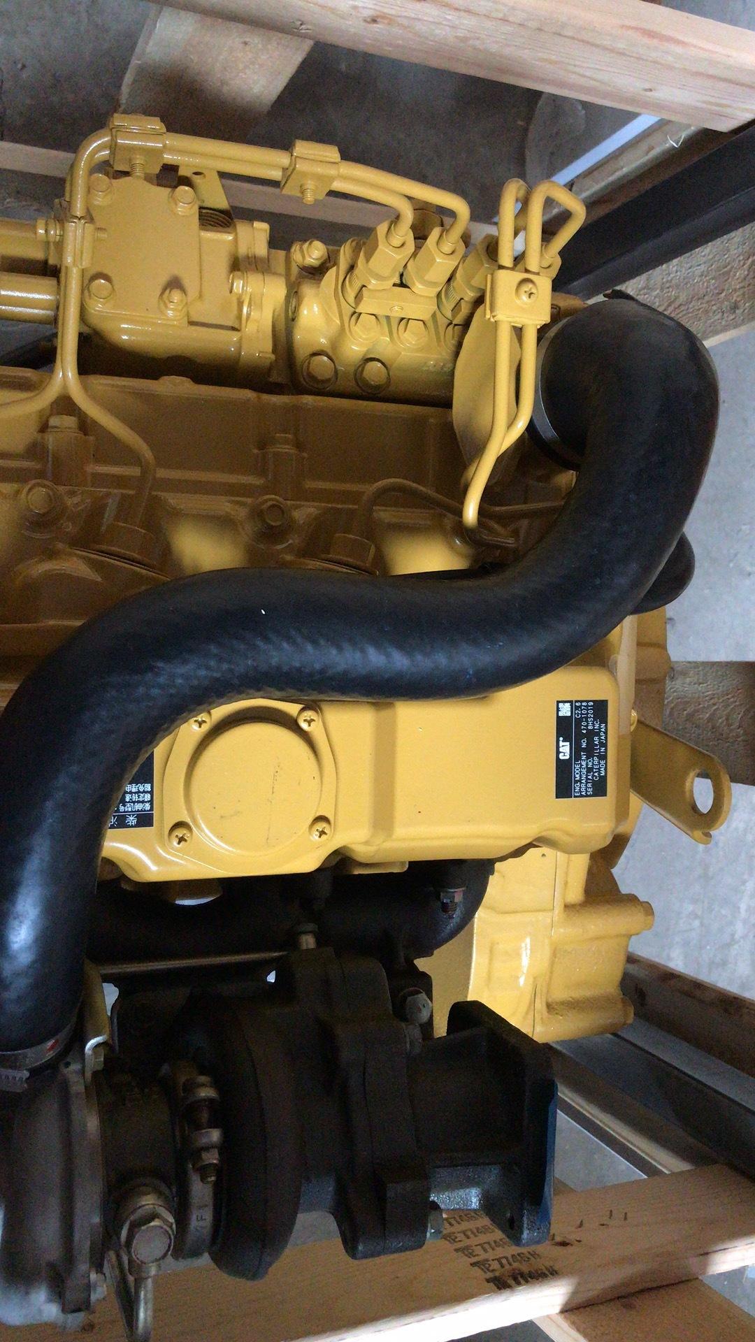 Cat C2.6 Diesel Engine Without Egr 470-1078