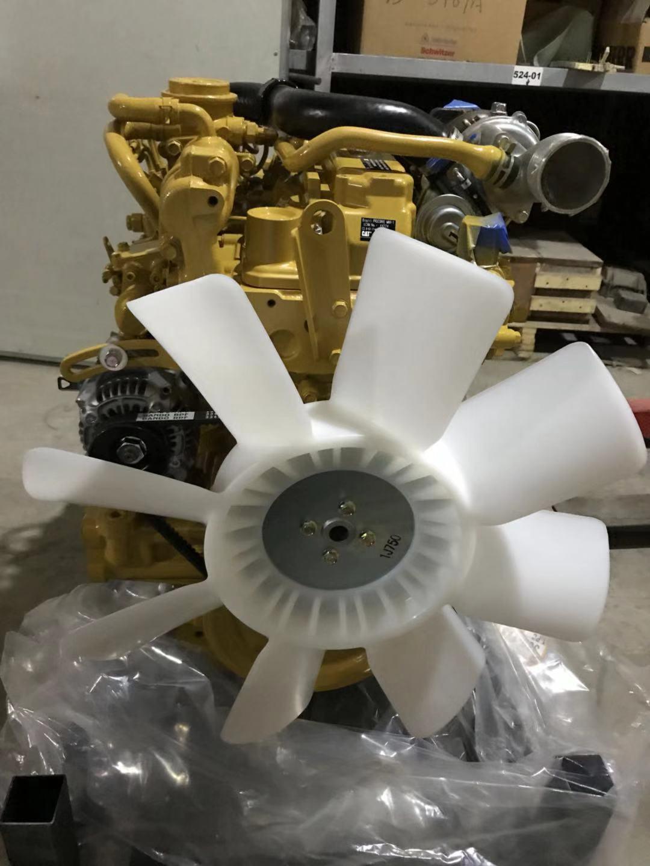 Cat C2.6 Diesel Engine With Egr 380-1781