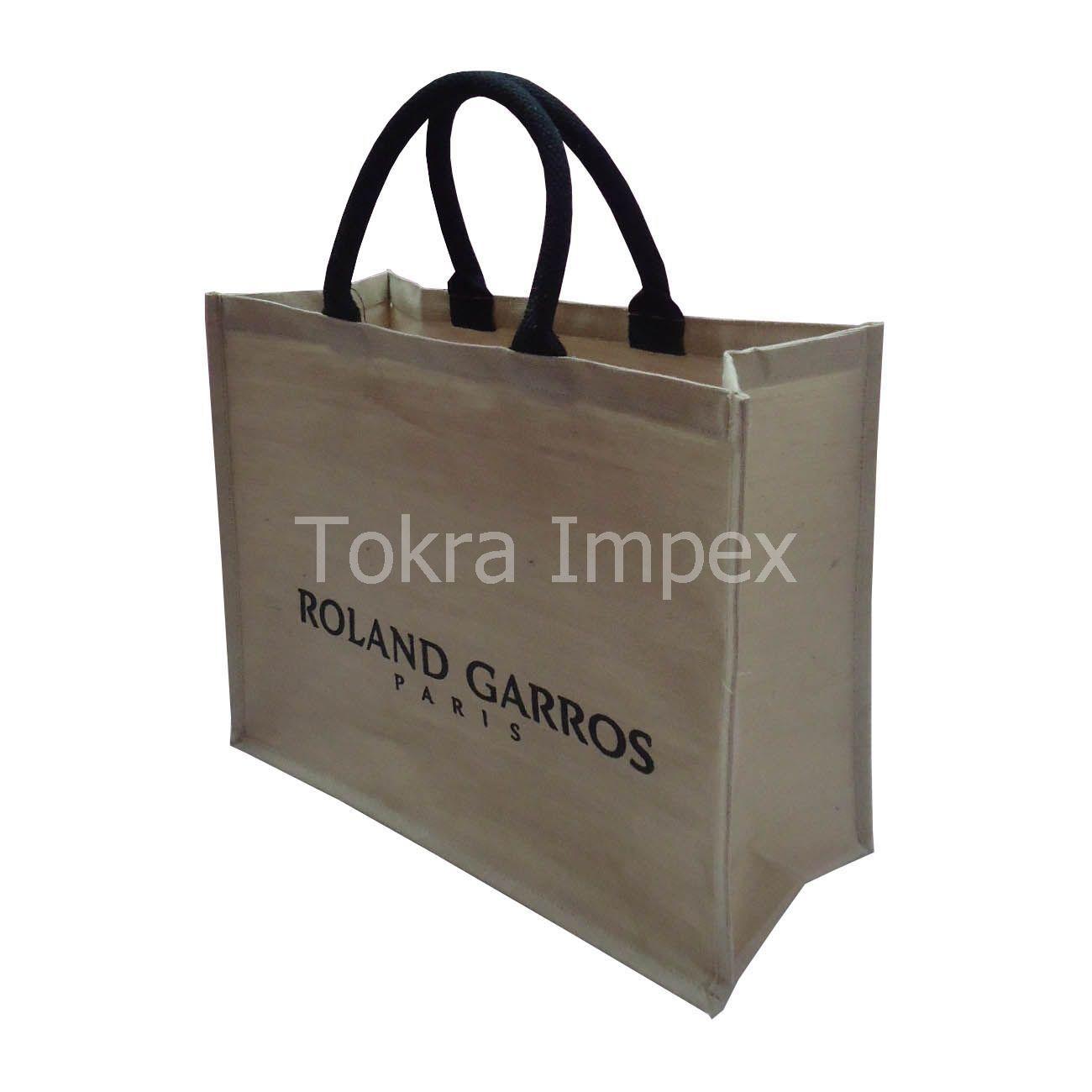 Printed Juco Bags