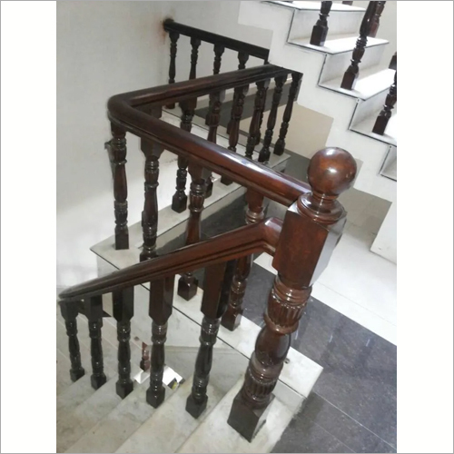 Wooden Fancy  Railing