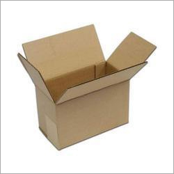Slotted Corrugated Box