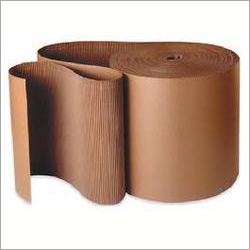 Brown Paper Corrugated Roll