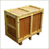 Wooden Crates And Plyboxes