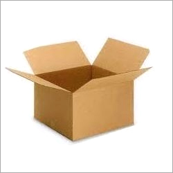 Brown Shipping Packing Box