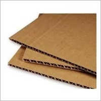 Paper Corrugated Sheet