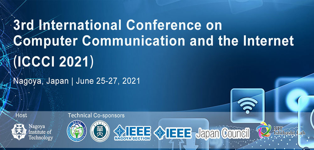 2021 3rd International Conference On Computer Communication And The Internet (Iccci 2021)