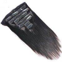 !!! Hi Fi !!! Clip On Human Hair Extension !!!!