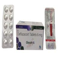 Glocort 6 Deflazacort 6mg tablets