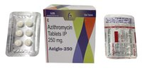 Aziglo 250 Azithromycin Tablets 250mg