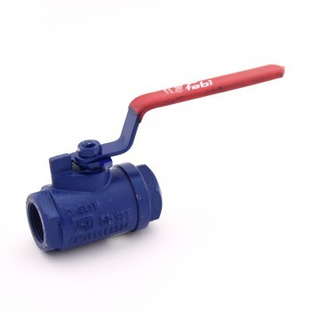 Cast Iron Ball Valve, Class-125