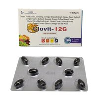 GLOVIT 12G SOFTGEL CAPSULES