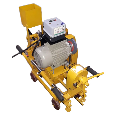 Electrical Rail Drilling Machine
