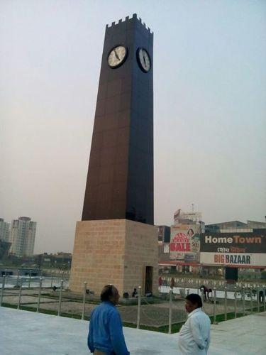 GPS Based Tower Clock