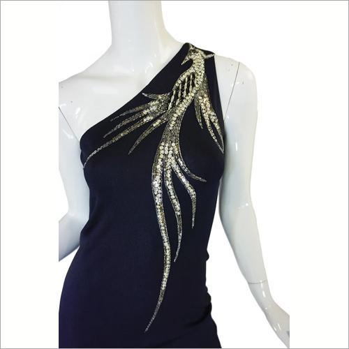 Ladies Designer Party Wear Dress