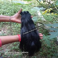Human Straight Hair Extension