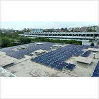 Industrial Solar Rooftop