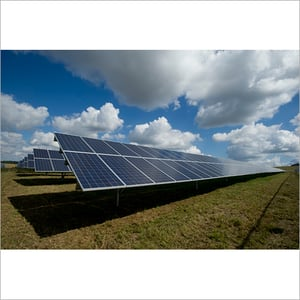 RESCO Solar Ground Mounted Power Project