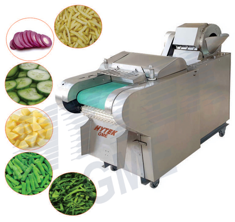 Automatic Vegetable Cube Cutting Machine/Vegetable Dicer/Vegetable Dicing Machine