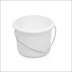 White Plastic Bucket