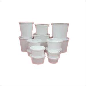 Plastic Plain Container