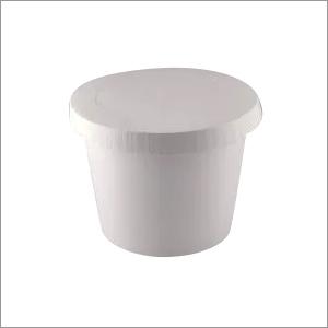 Plastic White Container