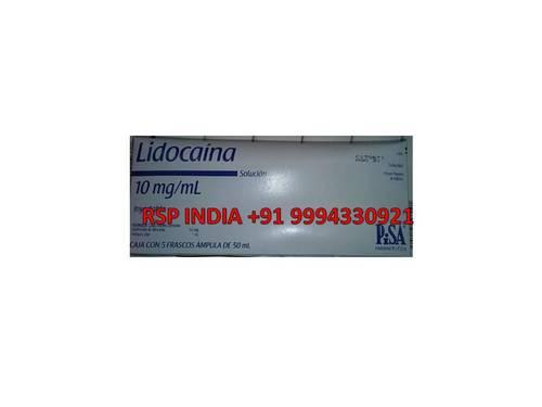 Lidocaina 10mg Solution