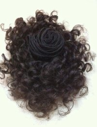 Remy Loose Curly Human Hair Extension