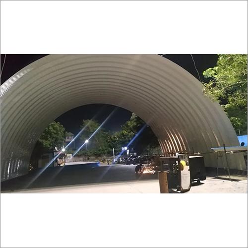 Industrial Round Proflex Roofing Sheet