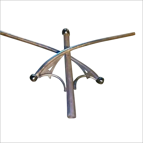 Octagonal Sword Arm Pole