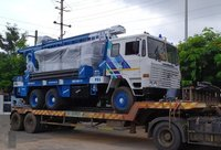 Brand new water well drilling rig up to 300 meters dispatched to Niger