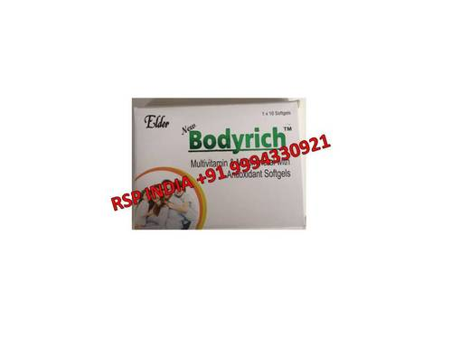 New Bodyrich Softgel Capsules