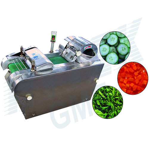 Carry Pickles Cutting Machine